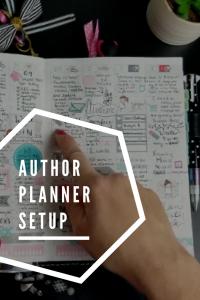 Author Planner Setup