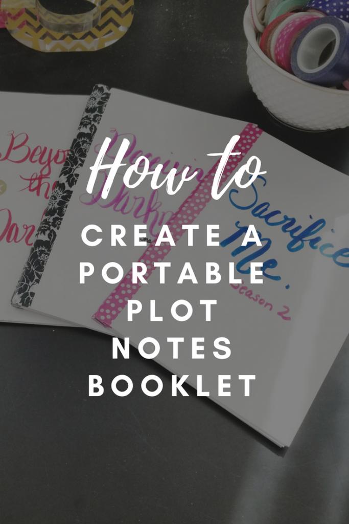 plot-notes-booklet