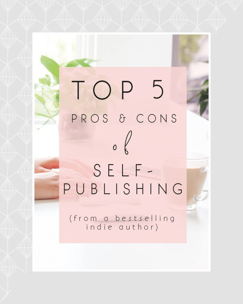 pros-and-cons-self-publishing