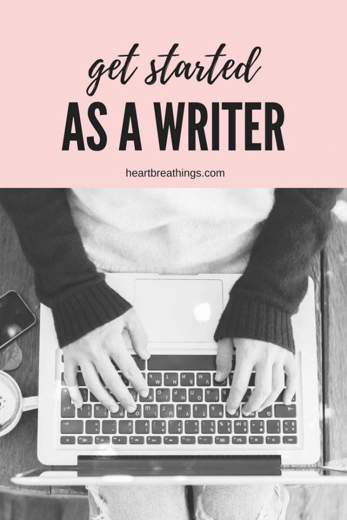 get-started-as-a-writer-pinterest